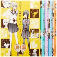Inugami-san and Nekoyama-san / 1-6 Comic Complete Manga Japan