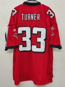 Reebok Premier NFL Atlanta Falcons Michael Turner Red Jersey sz 2XL