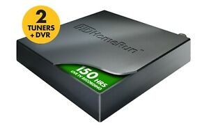 SiliconDust HDHomeRun SCRIBE DUO refurb 1TB DVR - Free Over the Air TV Free ship