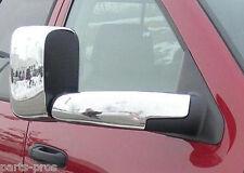 New PUTCO Chrome Side Mirror Covers / FITS 2007-2009 DODGE RAM 2500/3500