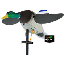 LUCKY DUCK LUCKY JUNIOR II SPINNING WING MOTION DECOY ROBO DUCK MALLARD DRAKE