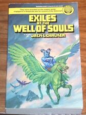JACK L.CHALKER Exiles At The Well Of Souls *NFINE* SAGA/WARS #2 Darrell K Sweet