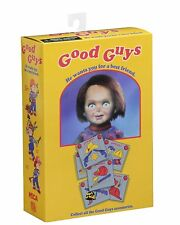 "Child's Play Chucky 4-inch Ultimate Action Figure Good Guys Doll 7"" Scale"