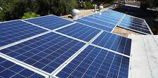 6kw 6000 watt photovoltaic system, grid tie inverter, solar panel 300w