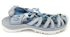 Keen Womens Original Sport Whisper Watersport Blue Sandals Shoes US 9.5 EU 40