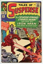 Tales of Suspense 52, 1964, Iron Man, Black Widow (1st appearance)