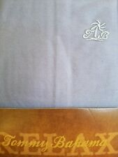 New Tommy Bahama Little Harbour Blue Tropical Euro Pillow Sham