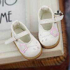 Yosd 1/6 BJD Shoes Dollfie DIM Lolita white Shoes DREAM AOD DOD SOOM Luts MID DZ