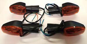 Full Set 4 Universal Indicators Derbi Senda R X-treme 50 E2 2004 - 2010