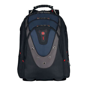 Wenger Ibex Wheeled 16-Inch Laptop Backpack with Tablet Pocket