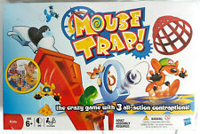 NEW Mousetrap Board game Hasbro 2-4 players Age 6+ Factory sealed