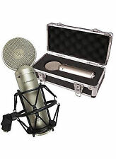M-Audio Solaris Large Capsule Multi-Pattern Condenser Microphone Mic!  WorldShip