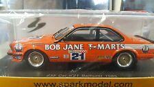 1:43 BMW 635 CSi Bathurst 2nd place 1985 Cecotto/Ravaglia Spark BNIB. Only 750