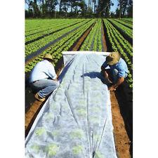 Gartenvlies 1,6/3,2x5-100m weiß Pflanzvlies weiß zur Abdeckung von Gemüsebeeten