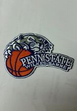 """Penn State wilkes-barre  University Nittany LIONS 3""""x4/3/4"""" Basketball Patch"""