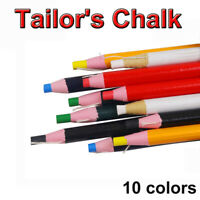 1pc Marker Pen Sewing Chalk No Cut Garment Pencil  Fabric Tailor's Chalk