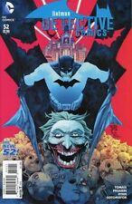 DETECTIVE COMICS ISSUE 52 - DC COMICS NEW 52 BATMAN - MANAPUL VARIANT COVER
