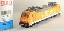 PIKO 97727 LOCOMOTIVA Elettrica E.186.909 Linea Locomotore arancione H0 1:87