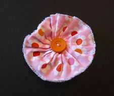 M2M Matilda Jane Platinum art fair crayola ellie halter top hair clip flower 6 8
