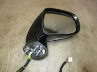 2007-2009 Lexus ES350 RH Passenger Power Memory Door Mirror OEM