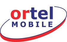 Ortel Mobile SIM-Karte 0,00EUR Guthaben