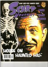 WoW! Scary Monsters #65  House On Haunted Hill! The Black Sleep! Flash Gordon!