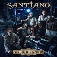 SANTIANO  Im Auge des Sturms  CD  NEU & OVP VVK 13.10.2017