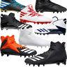 ADIDAS FREAK X CARBON MID Mens Football Cleats Shoes Black White - PICK SIZE