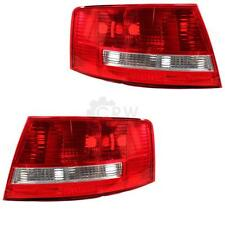 Rear Light Tail Light Set right and left For Audi A6 4F Saloon Built 04-08
