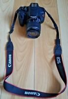 Canon EOS Rebel T5 18.0MP Digital SLR Camera EFS lens 18-55 58mm PARTS REPAIR