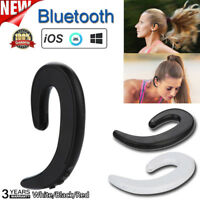 Wireless Bone Conduction Headset Bluetooth 4.2 Headset Earphone Stereo Headphone