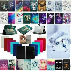 """For iPad 10.2"""" 8th/7th 9.7"""" 7th/6th Air 10.5"""" 9.7"""" Universal Leather Case Cover"""
