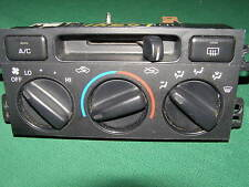 1997 1998 1999 2000 2001 TOYOTA CAMRY AC CLIMATE CONTROL OEM  rotary knobs