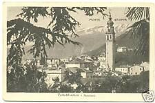 VALDOBBIADENE - PANORAMA (TREVISO) 1929