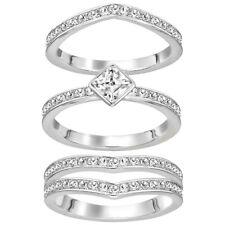 Swarovski Crystal Alpha Ring 5181463 New