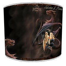 Lampshades Ideal To Match Alchemy Gothic Magistus Grim Reaper Skeletons Pillows.
