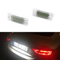 LED Kennzeichenbeleuchtung VW T5 Passat Jetta Caddy Touran 1T1 Golf Plus 5M