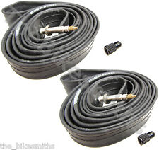 2PACK KENDA 700c x 20-28c PRESTA 32mm Valve Bicycle Inner Tube Road Bike