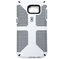 Speck Candyshell Grip Samsung Galaxy S7 Edge Case hard Cover Shell Bumper White