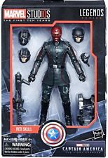 Marvel Studios: The First Ten Years Marvel Legends Red Skull Action Figure
