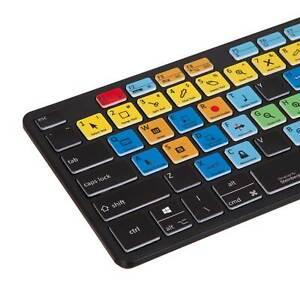 Keyboard designed for Steinberg's Cubase - Slimline Wired/Wireless