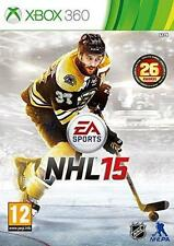 NHL 15 Xbox 360 PAL UK FREE UK/IE POSTAGE