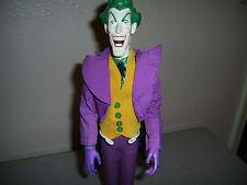 "Vintage DC Hamilton Gifts - 15"" Joker Figure w/Stand DC Batman character"