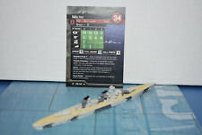 Axis & Allies War at Sea Surface Action Moltke 25/40