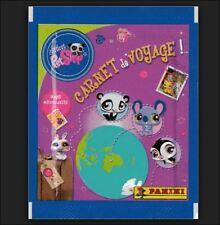 Stickers Panini : Pet Shop 2010 : Le carnet de voyage