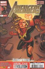 The AVENGERS UNIVERSE N° 9 Marvel France Panini comics français