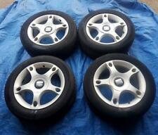 "Seat Toledo 16"" Alloy Wheels PCD 5x100mm 7Jx16 ET42 205/55R16 1M0601025"