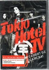 DVD MUSICALI 416 STORY THE VERY BEST OF TOKYO HOTEL TV