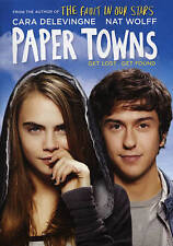 Paper Towns (DVD, 2015, Widescreen) Brand New & Ships for FREE!