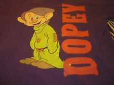 Dopey / Disney Vintage Shirt ( Used Size L ) Good Condition!!!